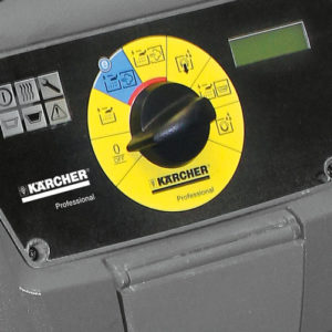 Karcher Steam Vacuum Cleaner