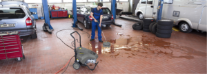 Floor cleaning equipment - ITS Africa