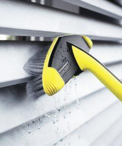 Kärcher Soft Surface Brush Use