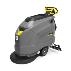 Commercial & Industrial Scrubber Driers